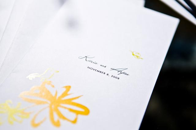 Real wedding: Karin + Arjan 1