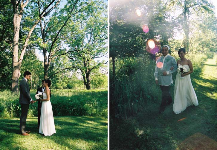 Real wedding: Crystal + Andrew 15