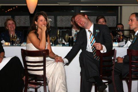 Real wedding: Carrie + Jonathan 4