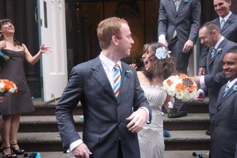 Real wedding: Carrie + Jonathan 8