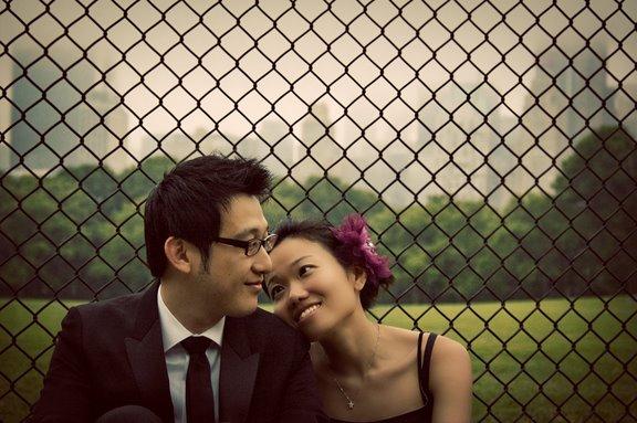 Engagement shoot: Joyce + Brian 2