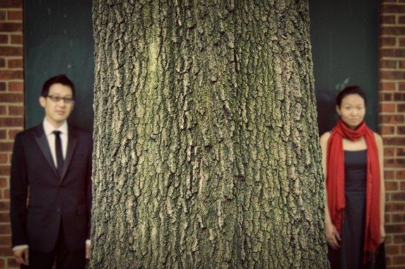 Engagement shoot: Joyce + Brian 3