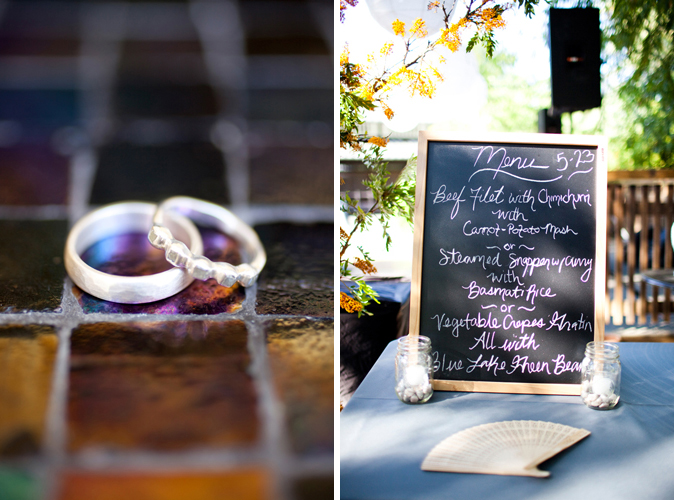 6.real wedding jesse leake ring menu