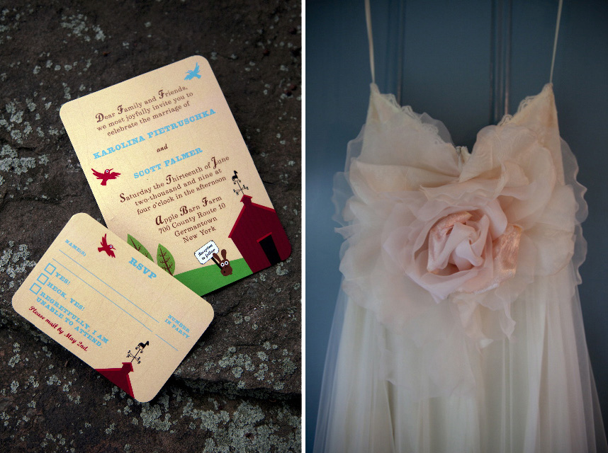 wedding karolina scott invitation dress