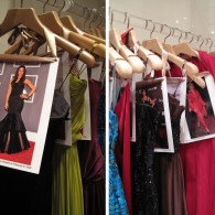 reem acra award show dresses