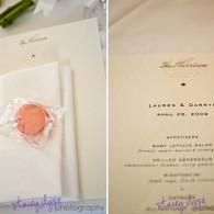 Real wedding: Lauren + Darryl 7