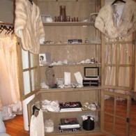 gabriella bridal salon display