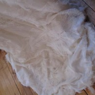gabriella bridal salon wedding dress detail