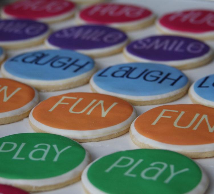 PlayFunLaughSmileHug
