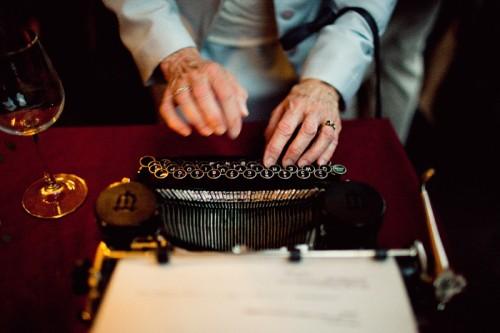Typewriter_Guest_Book