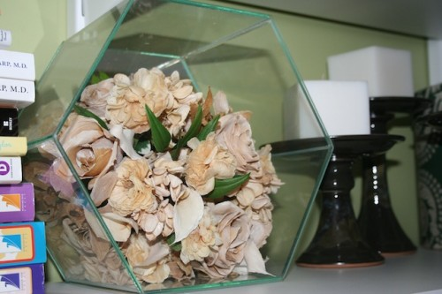 my weddinb bouquet - julianne smith