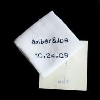 Real wedding: Amber + Joe 9