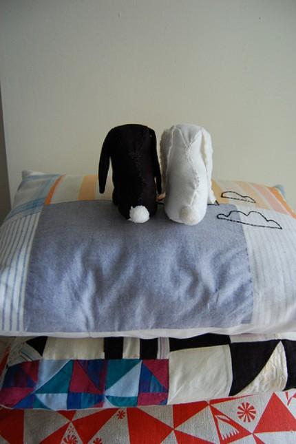 sian keegan love bunny cake topper 2