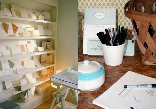 smock-studio-tour-letterpress-stationery-brooklyn-bride