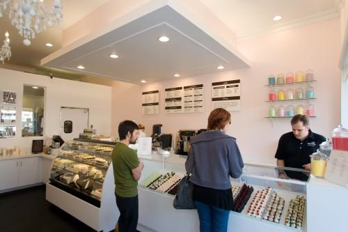 InteriorStore&BakeryCases