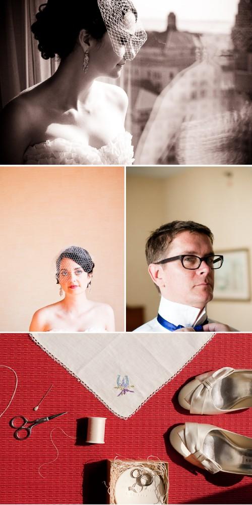 Real wedding: Katherine + Johnny 1