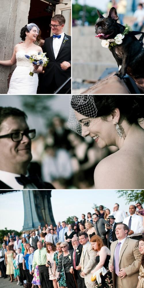 Real wedding: Katherine + Johnny 2