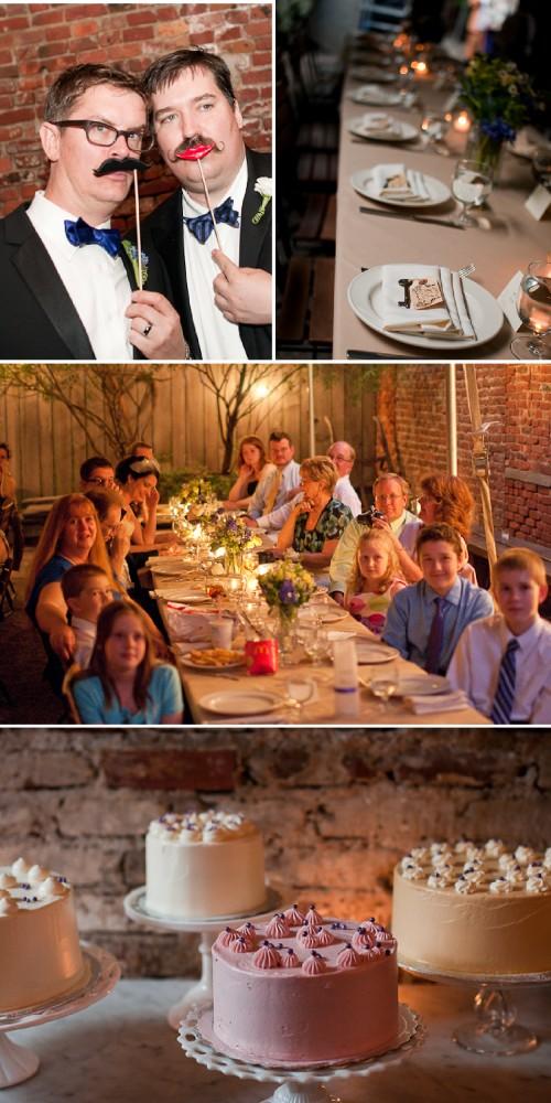 Real wedding: Katherine + Johnny 3