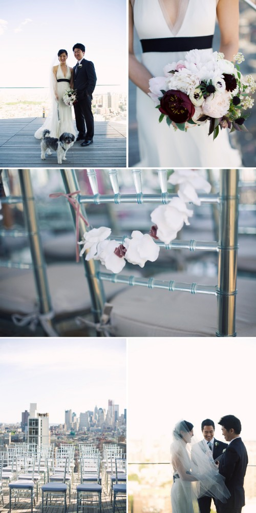 cooper square hotel wedding by bonnie tsang