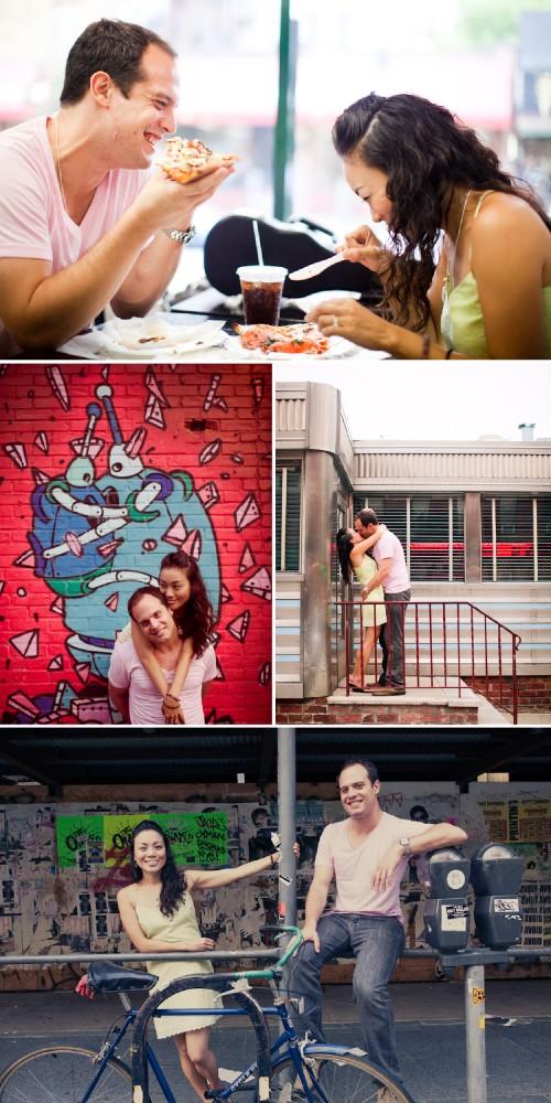 Engagement shoot: Maki + Bajir 2