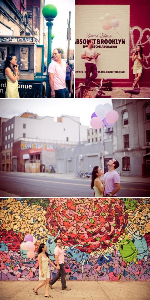 Engagement shoot: Maki + Bajir 1
