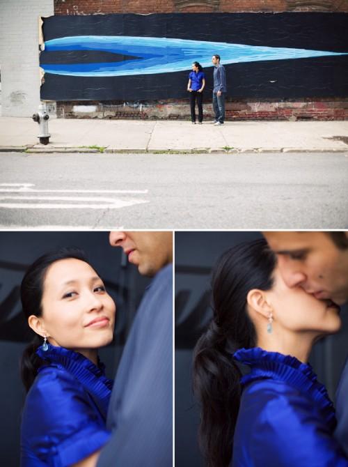 williamsburg engagement shoot by bonnie tsang