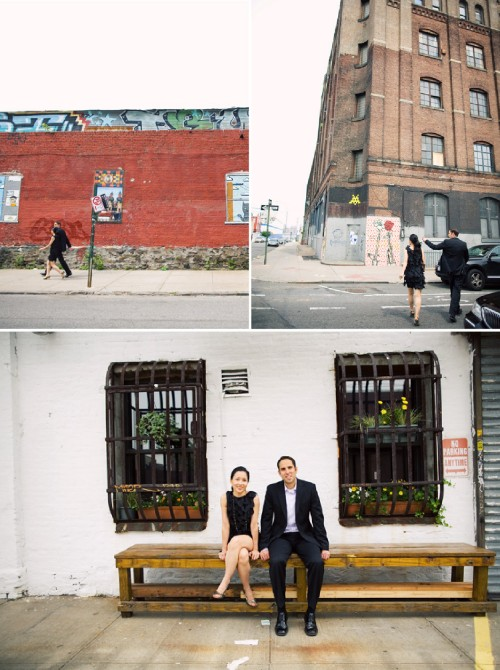 williamsburg engagement shoot by bonnie tsang