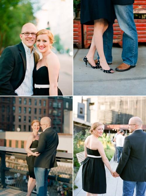 Engagement shoot: Lauren + Jesse 1