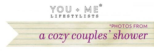 Cozy Couple's Shower 1