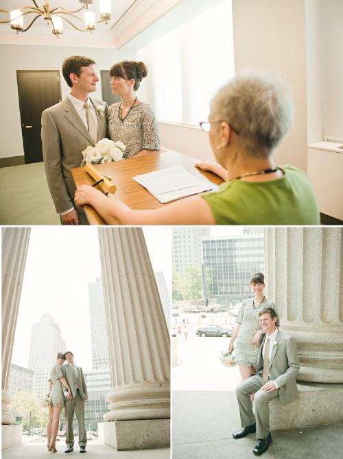Real elopement: Danielle + Gregor 2