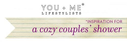 Cozy Couple's shower inspiration 5