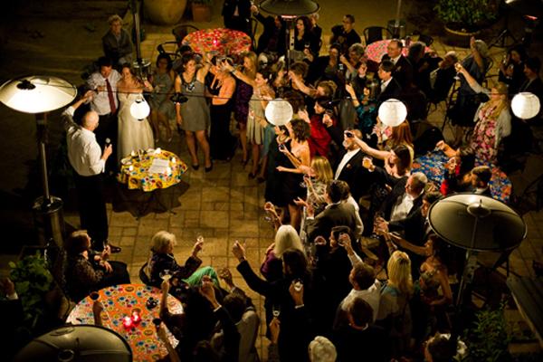 Real wedding: Cia + Jamie 1
