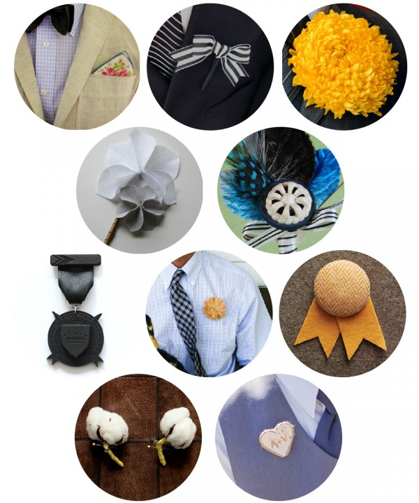 top ten boutonnieres