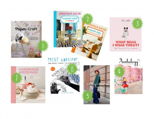 Gift Guide 2010: For the book lover bridesmaid 1