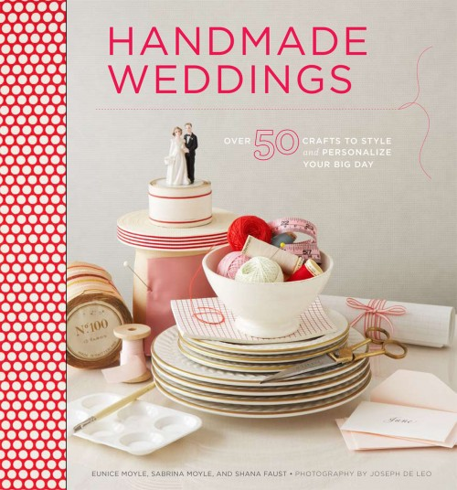Handmade Weddings giveaway + DIY! 11