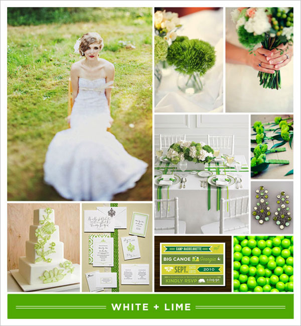 [White +] Lime 1