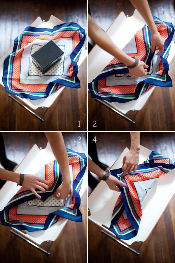 You + Me* DIY: Furoshiki wrapping 2