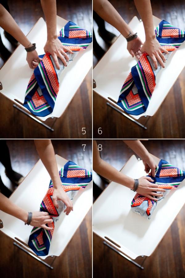 You + Me* DIY: Furoshiki wrapping 3