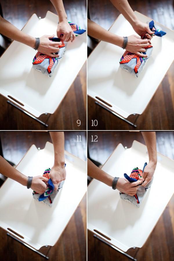 You + Me* DIY: Furoshiki wrapping 4