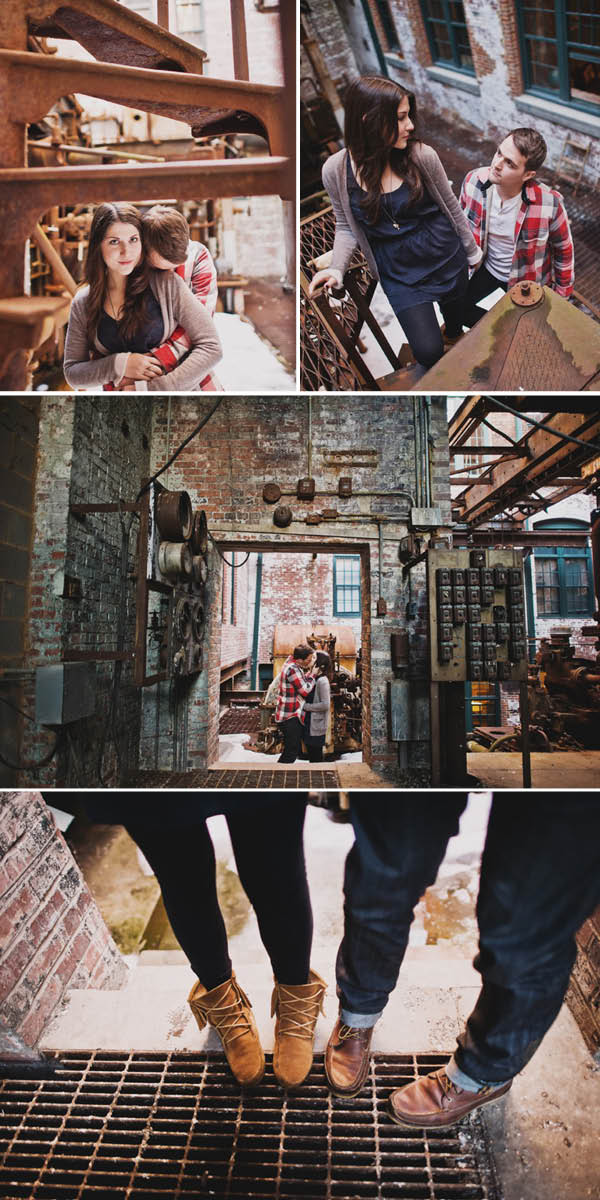 Engagement shoot: Sara + KC 2