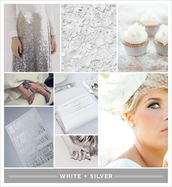 [White +] Silver 1