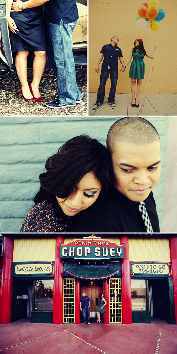 Engagement shoot: Elesha + Ron 1
