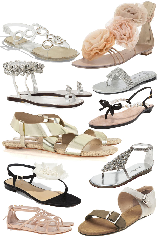 Phi-Style: Outdoor Wedding Footwear 3