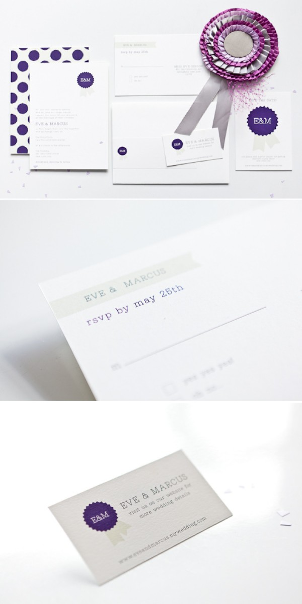 New invitations from Paper+Cup Design 2