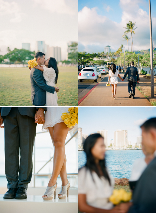 Real wedding: Suri + Clay 1