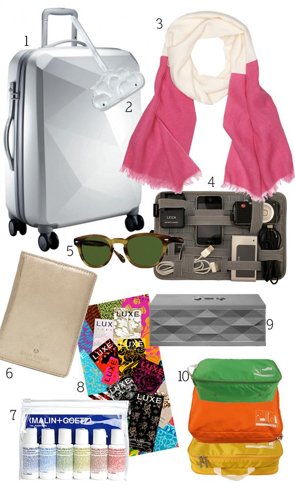 Top 10: Honeymoon essentials 1