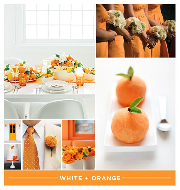 White [+ Orange] 1