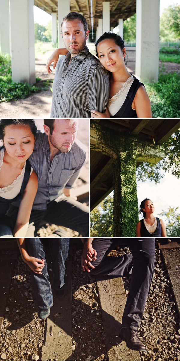 Engagement shoot: You-You + Peter 2