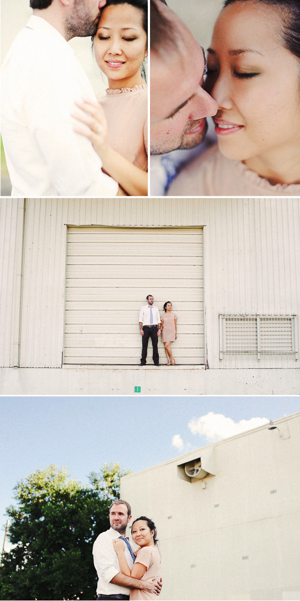 Engagement shoot: You-You + Peter 1