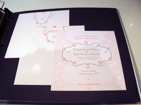 NSS 2011: invitations from Fig. 2 Designs 2